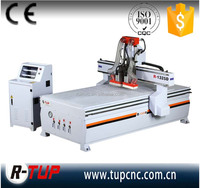 china supplier 3 axis vacuum table cnc router mdf with ce