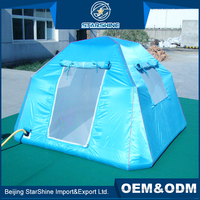 2016 New Arrival Mouldproof Party Tents Air Chamber Structure Inflatable Waterproof Camping Tent