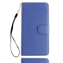 Lychee PU Leather Phone Case For Huawei P10