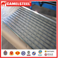 building steel material metal roof from China Golden Supplier CAMELSTEEL