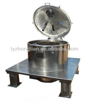 PSC800-NC Clarifying Dewatering Centrifugal Coconut Oil Equipment