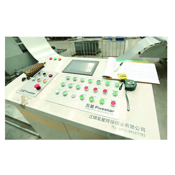 Automatic Control System Station For Steel Drum Making