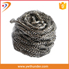 Stainless Steel Cleaning Ball, Scrubber, Metal Scourer