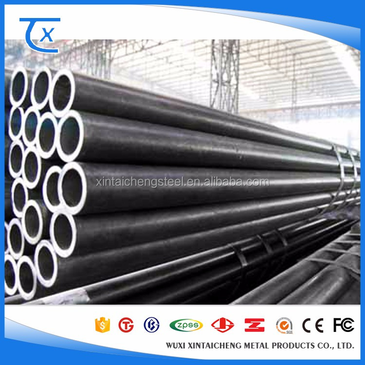 Steel Raw Materials 15Crmo Seamless Alloy Steel Pipe/Tube Prices Per Ton