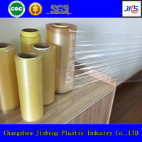 Top quality soft transparent flexible packaging film