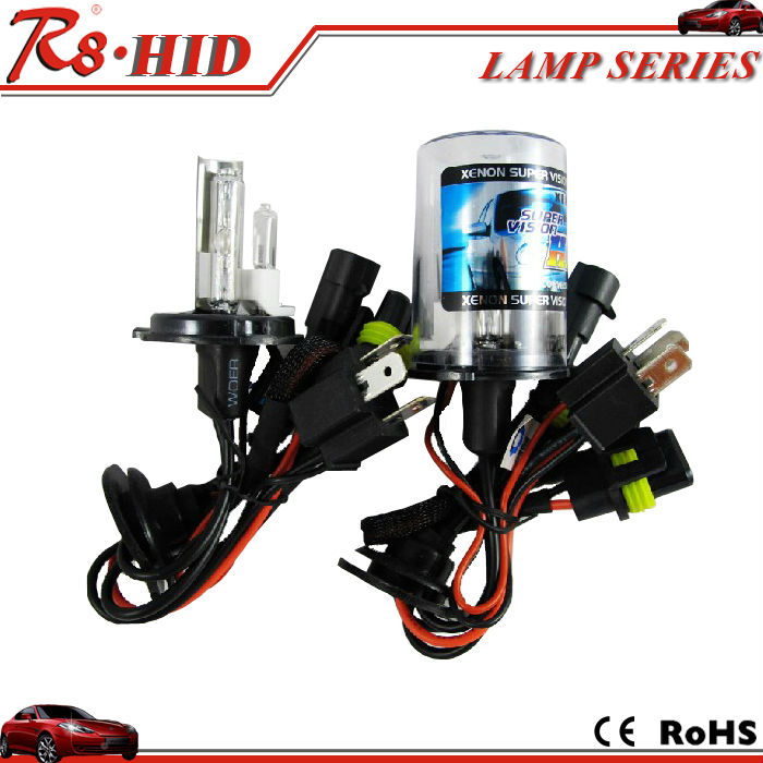 Factory 12V35W/55W hid xenon/halogen lamp double bulb