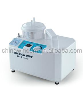 portable suction machine price