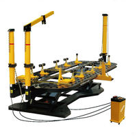 Yantai Used auto body dent repair bench/workshop tools for body/car repair bench frame machine