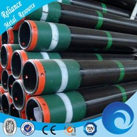 DOUBLE RANDOM LENGTH STEEL PIPES STOCK