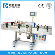 Automatic Adhesive Sticker Round Plastic Bottle Labeling Machine TBK-630