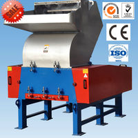 bottle crusher plastic/Plastic Crushing recycling machine Small Plastic Crusher