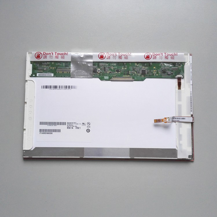 LED Backlight 1280x800 AUO 40 pin 12.1 inch TFT LCD Screen B121EW09 V2