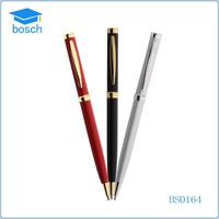 Customized gift delux metal portable ballpoint pen
