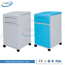 MINA-BS09 Portable medical bedside locker clinic used for patient use