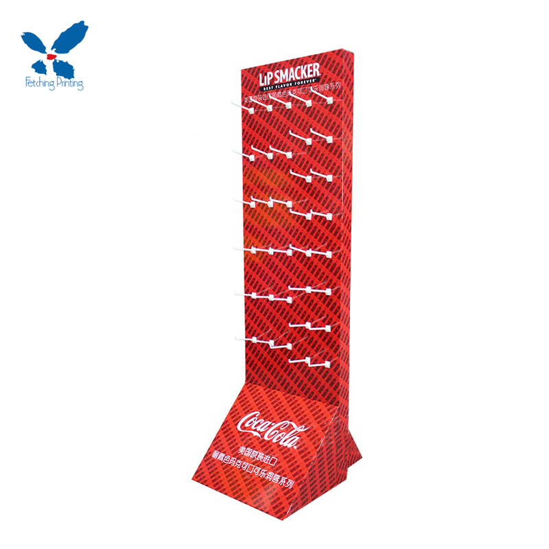 Store Promotional <strong>Retail</strong> Cardboard Hanging Display racks for <strong>Retail</strong>,Hook Display Stand Rack For Hanging Items