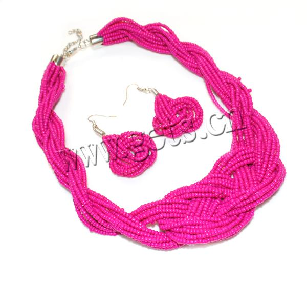 Glass Seed Bead Other Shape Beads Jewelry Scarf 554574
