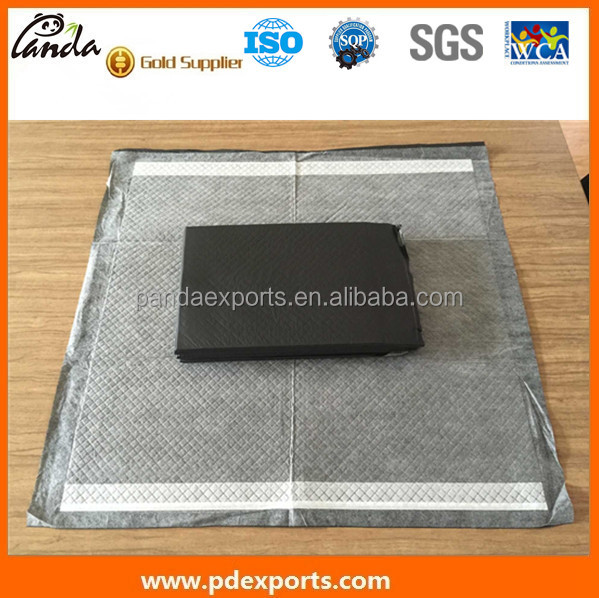 5 layers bamboo charcoal puppy pad