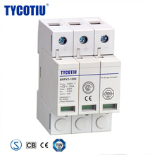 TYCOTIU High Profit Business Type 2 1000V Dc Power System Spd / Pv Surge Protection