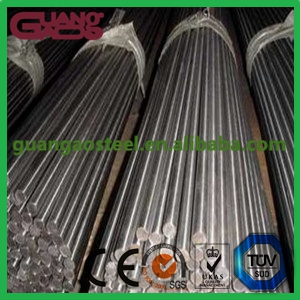Chinese well-reputed supplier 304 stainlesssteel round bar affordable price top quality