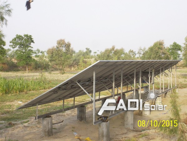 9KW Off Grid Tie Solar Panel System, Solar Kit System (FD-OFF/PSS-9KW)