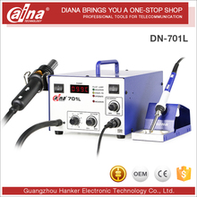 New Design Mobile Phone Micro Soldering Iron With A Thermocouple Diana DN 701L Heating Element Soldering Iron