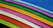 all color glitter Ethyleno Vinyl Acetale foam sheet for children handmade goma eva