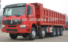 HOWO 60 Ton China Automobile Van 10x6 Dump Truck