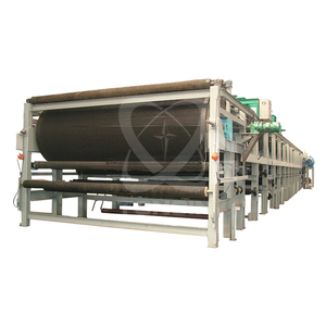 Mine belt filter belt press price for slurry dewatering