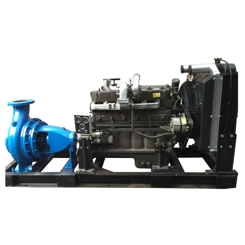 2-12 inch diesel engine Centrifugal Industry Water Discharge Pump