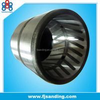 undercarriage assembly stainless excavator steel sleeve bushings