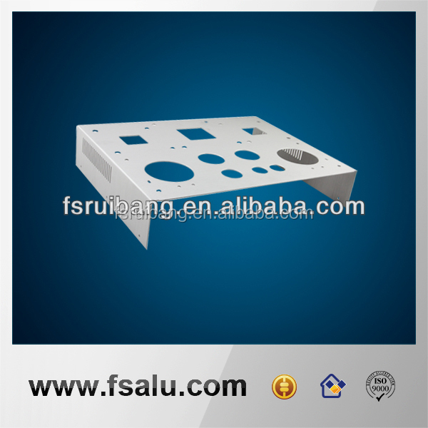 sheet metal stamping parts with bending for electronic enclosure