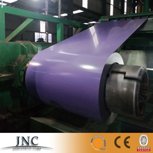 Factory direct Dx51d Color Coated Alume Zinc Coated Steel Coil with Ral Code Color