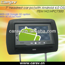 3G/WIFI Android 4.0 For Taxi /Cab/bus Advertising System