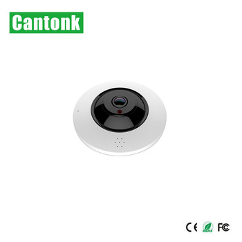 Wide View Wireless 2MP 4MP 12MP Home Security 360 Degree Camera WifI