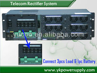 Communication power supply system, 24V 48V Power rectifier system
