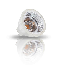 high luminous 4W mr16 2700k dimmable Ra90 60degree led gu5.3 led spotlight COB MR16 LED Down Light Spot indoor lighting