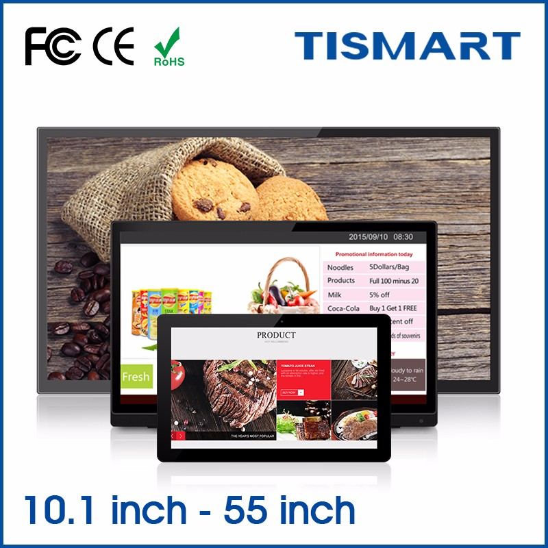 TISMART oem tablet pc Linux,android tablet pc with RS232/RS485 port,industrial tablet