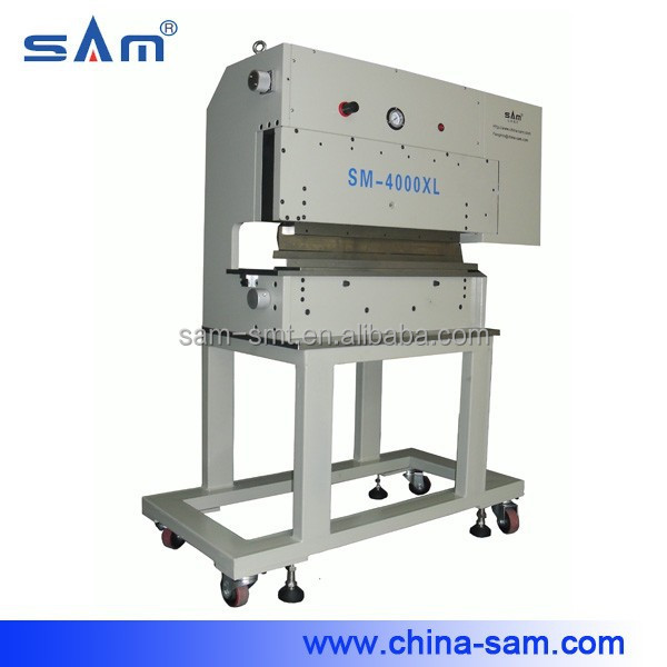 Max 600mm cut length PCB Depaneling machine