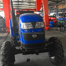 cheap 4x4 tractor 50hp 55hp 4WD farming tractor wheel tractor