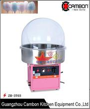 CE Certificate Approved Long Life Time Good Warranty Commercial Cart Cotton Candy