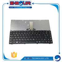 Notebook Keyboard for Lenovo Ideapad B470 B475 G470 G475 V470 Laptop Keyboard Brazilian