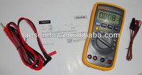 FLUKE 17B DIGITAL MULTIMETER With Frequency And temperature FunctionAC/DC/Diode/R/F/Temp/Cap