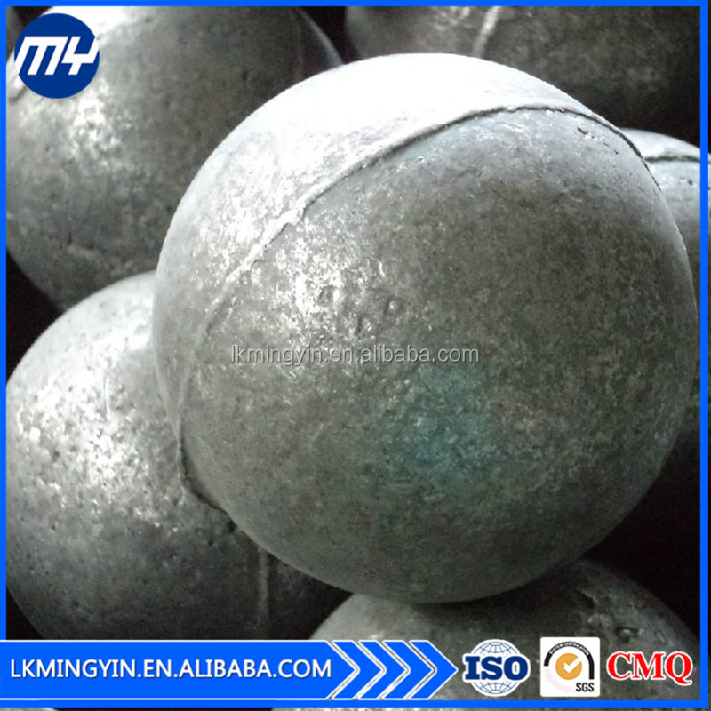High density cement mill grinding balls