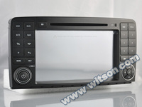 WITSON car stereo for MERCEDES-BENZ R CLASS W251 WITH A8 CHIPSET DUAL CORE 1080P V-20 DISC WIFI 3G INTERNET DVR