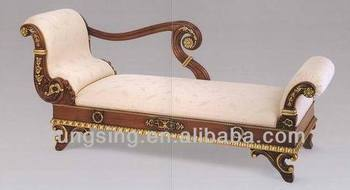 Carved Chaise Lounge Of Antique Wood Carved Chaise Lounge Chair Buy Wood Carved