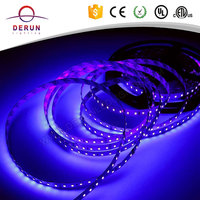Wholesale 5050 UV 12v waterproof black light led strips