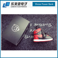 Lovely shoes Shape Portable Credit Card Power Bank from China