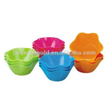 Good design plastic ice cream cup injection mould
