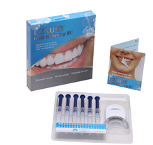 2017 Teeth Whitening Non Peroxide Kit Private Label Teeth Whitening