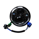Popular 12v 40W 5.75 inch round led headlight with DRL for harley